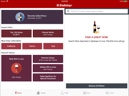 Wine Spectator Vintage Chart 2018 Wineratings By Wine Spectator Online Game Hack And Cheat