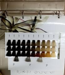 Maraes Hair Color Chart Delorenzo Nova Colour Chart