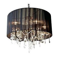 chandelier with drum shade black linen drum shade chandelier intended for inspirations 8 kitchen lighting drum chandelier with drum shade