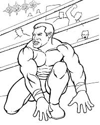 Wwe Coloring Book As Stunning Coloring Pages For Good Wrestling