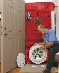 Blower Door Testing | GreenBuildingAdvisor.com