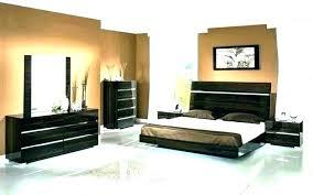 White Lacquer Bedroom Sets Set Furniture Italian – MaxwellSilver