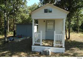 Small Picture Tiny House for Sale in Arkansas Has Everything but Room AOL Finance