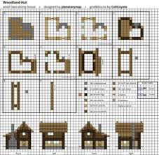 ideas about Minecraft Blueprints on Pinterest   Minecraft    This is a small standalone leather works shop I    m making  the pillars