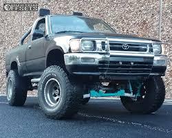 Wheel Offset 1992 Toyota Pickup Aggressive 1 Outside Fender ...