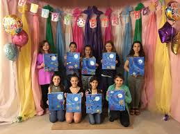 teens birthday painting party at home suffolk county ny