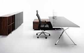 contemporary glass office furniture. Best Modern Glass Office Desk Regarding Black . Amazing Contemporary Furniture S