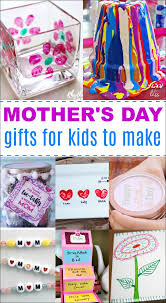 these diy mother s day gifts are perfect for dad to make with the kids there