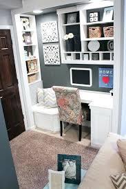 closet office ideas elegant small desk storage for89 storage