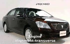 2006 Toyota Premio 1.8 X 4WD Technical Details - YouTube