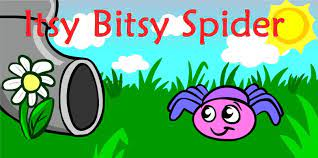 The Itsy Bitsy Spider Song | Kids Learning Videos | Kids learning videos,  Spider song, Nursery rhymes