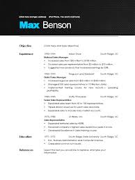 Examples Of A Modern Resume 14 Modern Resume Examples Marketing Proposal
