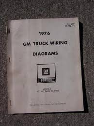 other truck collectibles trucks transportation collectibles page 1976 gm truck wiring diagrams manual engine chassis j