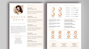 modern word resume templates The Best CV & Resume Templates: 50 Examples