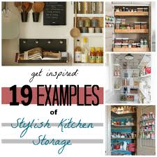 Kitchen Storage Room 19 Examples Of Stylish Kitchen Storage Tipsaholic
