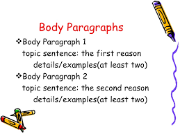 argument led essay body paragraph ielts wizard