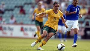 Matildas striker Lisa De Vanna sacked for team breach