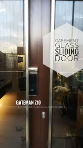 gateman z10 ih digital lock for sliding door and sliding aluminium doors