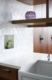 Ann Sacks Glass Tile Backsplash Plans Custom Design Ideas