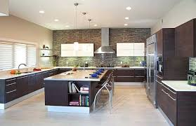 low ceiling kitchen enchanting kitchen with low ceiling design using modern pendant lights and recessed lights low ceiling
