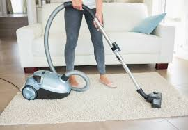 how to clean a wool rug vacuum