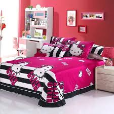 Hello Kitty Bedroom Buy Hello Kitty Bedroom Set Hello Kitty Bedroom Set  Various Cute Decorations To