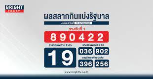 ตรวจหวย 16 มีนาคม 2564 รางวัลที่ 1 คือ 835538 - เลขท้าย 2 ตัว คือ 19