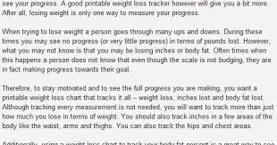 Weight Loss And Inches Tracker Weight Loss Yoga Printable Weight Loss Chart