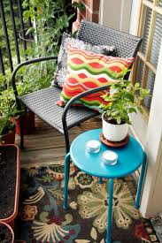 Easy Patio Decorating 17 Best Ideas About Apartment Patio Decorating On Pinterest