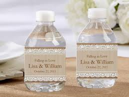 wedding bottle label country fall rustic wedding water bottle label stickers pavia