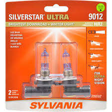 Sylvania Lighting Uae Sylvania 9012 Silverstar Ultra High Performance Halogen