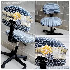 office chair makeover. Office Chair Makeover O