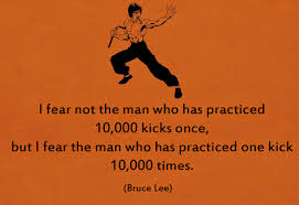 Bruce Lee Motivational Quotes In Tamil With Inspirational Poster