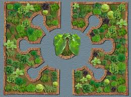Small Picture Keyhole Garden Design On Our Gardens nebulosabarcom