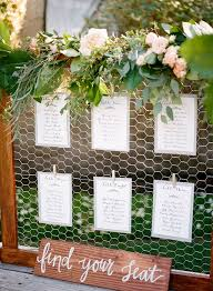 Pinterest Wedding Seating Chart Dreamy Al Fresco California Wedding Butler Yr 12 Ball