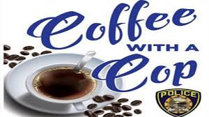 Coffee With A Cop Flyer Coos Bay Police Holds First Coffee With A Cop Event March