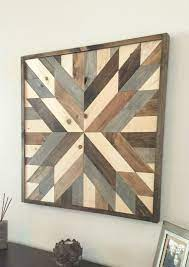 barn wood decor rustic wood wall art