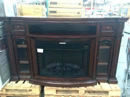 costco fireplace ch costcoca electric insert propane fire table
