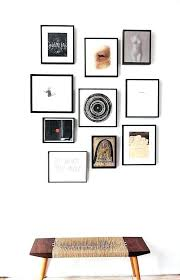Wall Framing Ideas Picture Frame Wall Design Ideas Frame Wall Gold