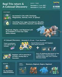 Quest Chart Pokemon Go A Colossal Discovery Pokemon Go Hub