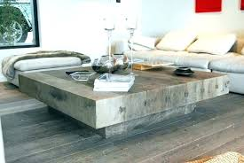 ottoman coffee table extra large wood tray coffe