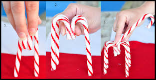 Crafts Using Candy Canes  ThriftyFunChristmas Crafts Using Candy Canes