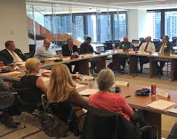 in 2018 law firm and corporate pro bono leaders will meet for a joint pro bono roundtable to discuss pro bono opportunities challenges best practices and