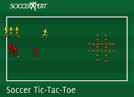 fun soccer drills games