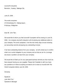announcement format business announcement letter announcement letter is written to