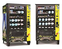 Bait Vending Machine Locations Awesome Need Bait Late No Problem In Paw Paw Hampshire Review News
