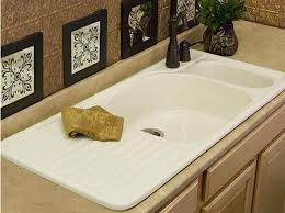 reion drainboard sinks in other materials including colors