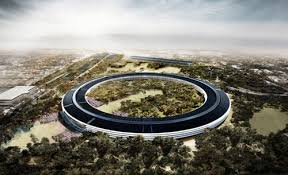 when will apples new campus be ready apple new office