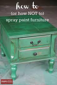 spray painting wood furnitureSpray Paint Wood Furniture  Furniture Design Ideas