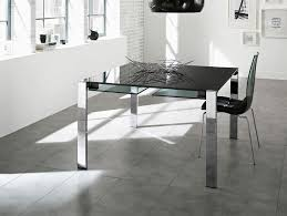 Italian Glass Dining Table Nella Vetrina Tonelli Livingstone Modular Italian Dining Table